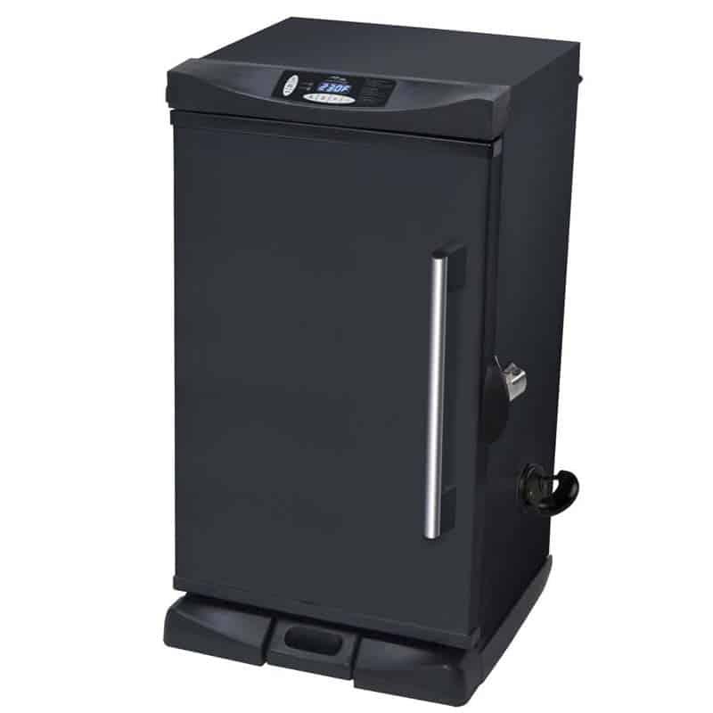 Review of masterbuilt 30 inch digital electric smoker for Smoked fish in masterbuilt electric smoker