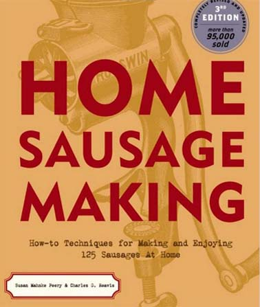 sausage recipe book