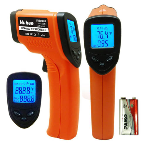 non contact infrared thermometer reviews