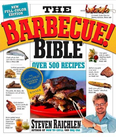 steven raichlen cookbooks
