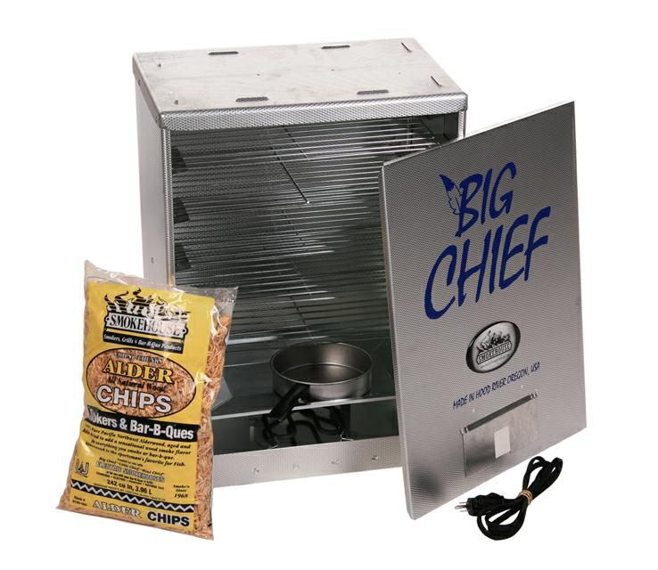 The A To Z Of Big Chief Front Load Electric Smoker