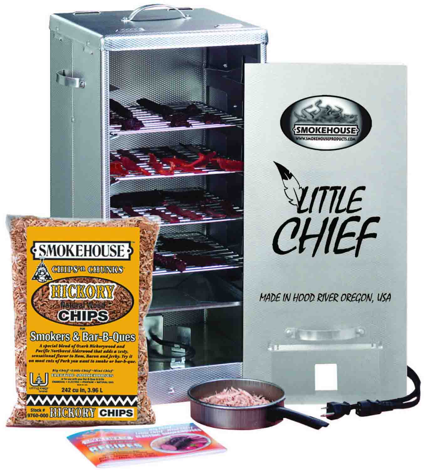 Ultimate Buying Guide To Little Chief Front Load Electric Smoker