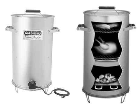Old Smokey Stainless Steel Electric Smoker Review