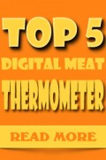 Top 5 Digital Meat Thermometer For Grilling