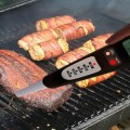 how to use wireless bbq thermometer