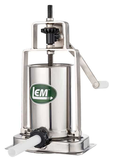 LEM Products 606SS 5-Pound Stainless Steel Vertical Sausage Stuffer