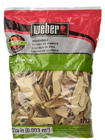 Weber Stephen Products Apple Wood Chips
